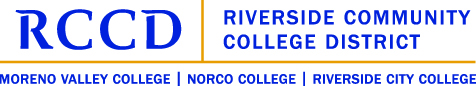 RIVERSIDE COMMUNITY COLLEGES